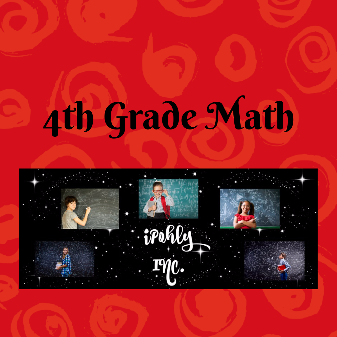 Pin By Ipohly Inc Education On 4th Grade Math