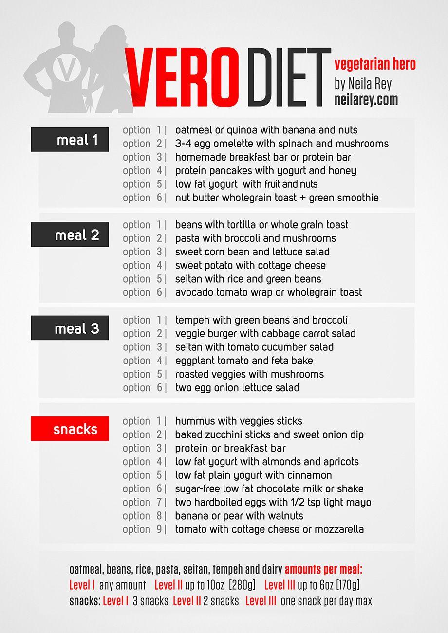 Pdf poster vero vegetarian bodybuilding also download high resolution fitness diet rh pinterest