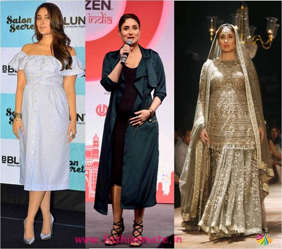 12 most gorgeous looks from kareena kapoor khans maternity style indian celebrity kareena kapoor khans most adorable pregnancy outfits decoded kareena kapoor is always known for her powerful aura and her i dont give a ombrellifo Gallery
