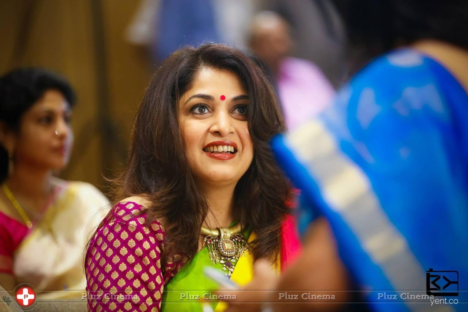 Ramya Krishna At Jagapathi Babu Daughter Wedding