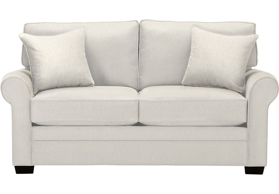 Sensational Cindy Crawford Home Bellingham Sand Textured Sleeper Short Links Chair Design For Home Short Linksinfo