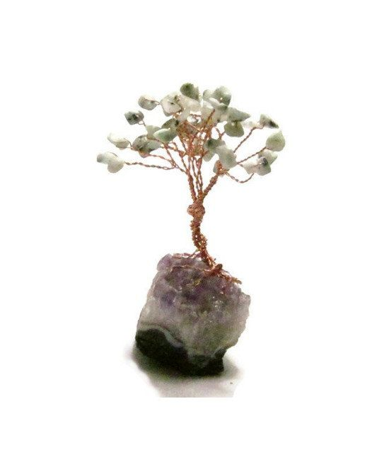 This Gorgeous Gem Tree Is Made With All Natural Sesame