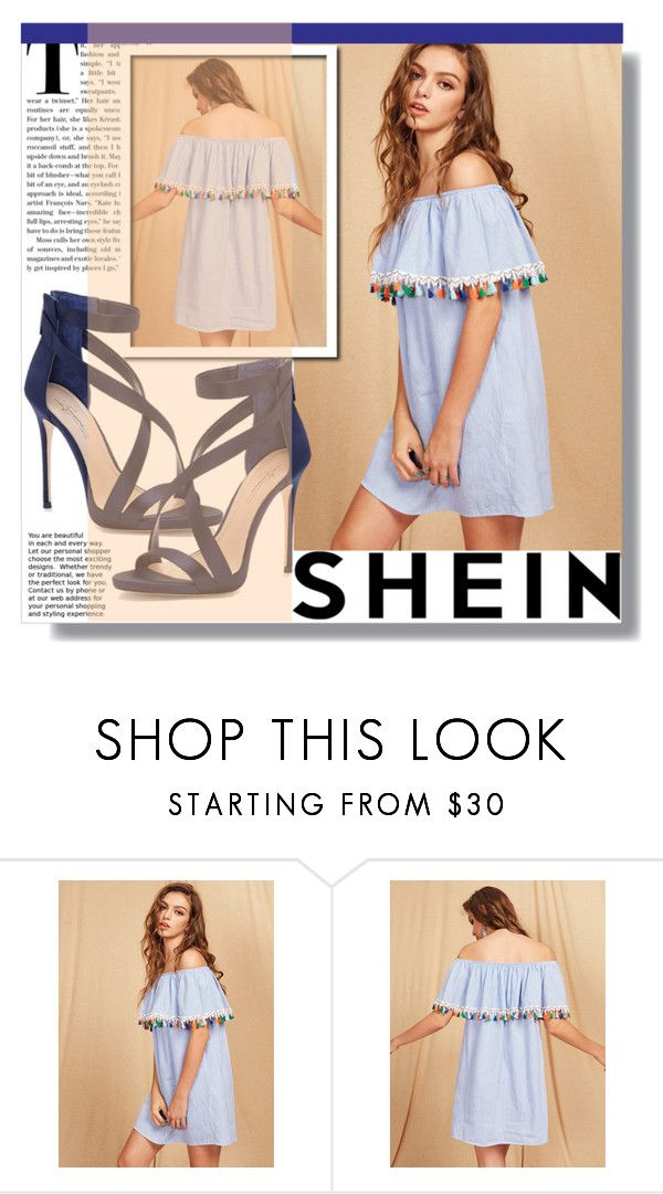 Win 30 Coupon Of Shein Off Shoulder Dress Summer Dresses Fashion