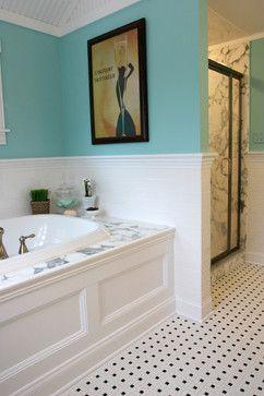 Stupendous Farmhouse Chic Master Bath The Paint Color Is Benjamin Beutiful Home Inspiration Xortanetmahrainfo