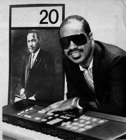 Singer songwriter Stevie Wonder assumed diverse duties as executive ...