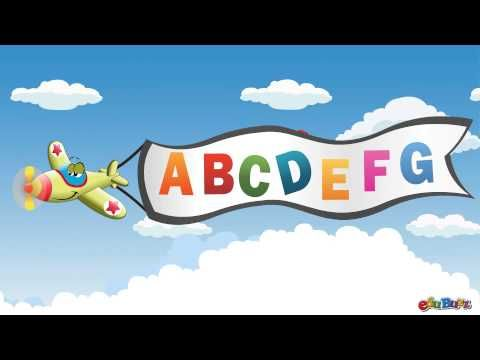 ABC Song for Kids | Aeroplane Alphabet Song - YouTube
