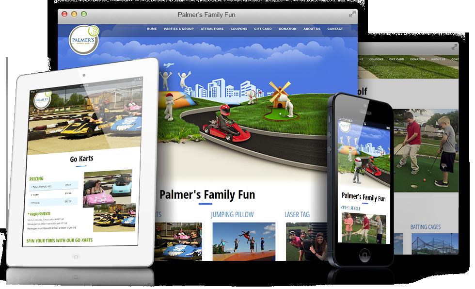 1 Website Design, Online Marketing, SEO, Hosting - Cedar