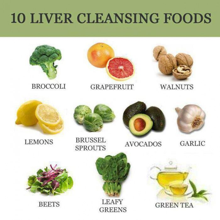 Natural Ways To Keep A Healthy Liver