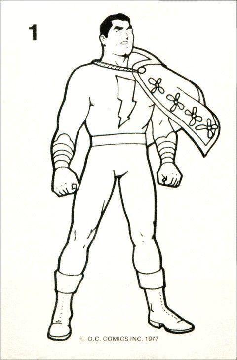 Shazam Coloring Book بحث Google Marvel Coloring Coloring Books Captain Marvel
