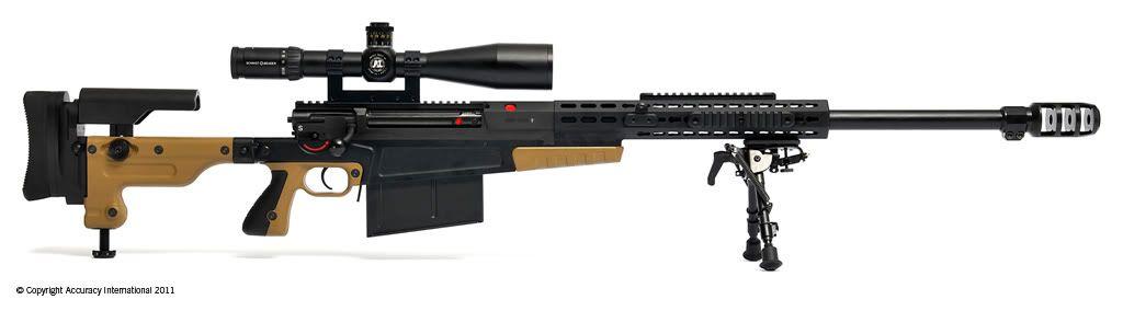 Accuracy International AS50 | Guns | Chris kyle, Guns, Lethal weapon