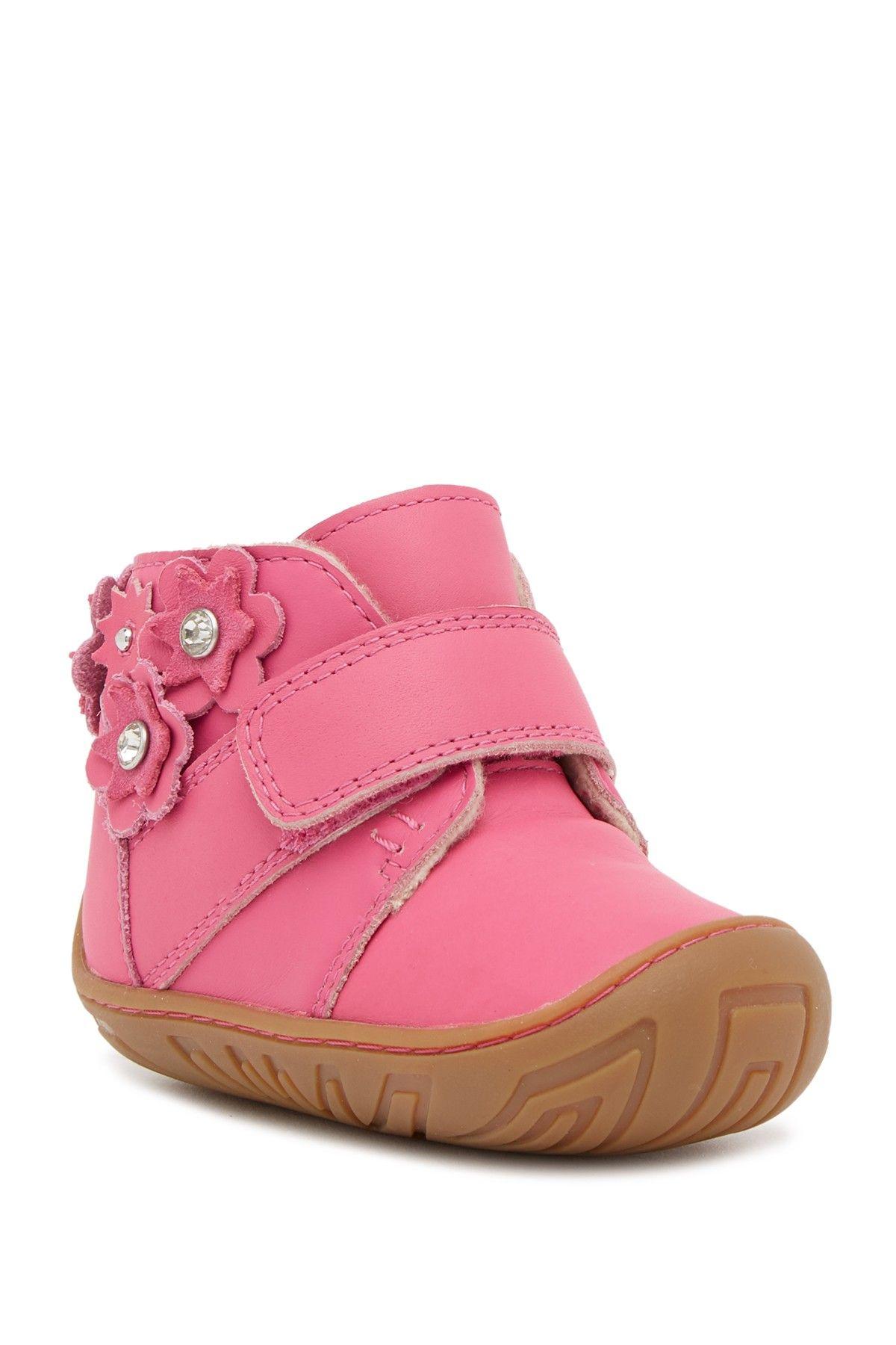 a600f17cc5c UGG(R) Jorgen Petal Embellished Bootie (Baby, Walker & Toddler ...