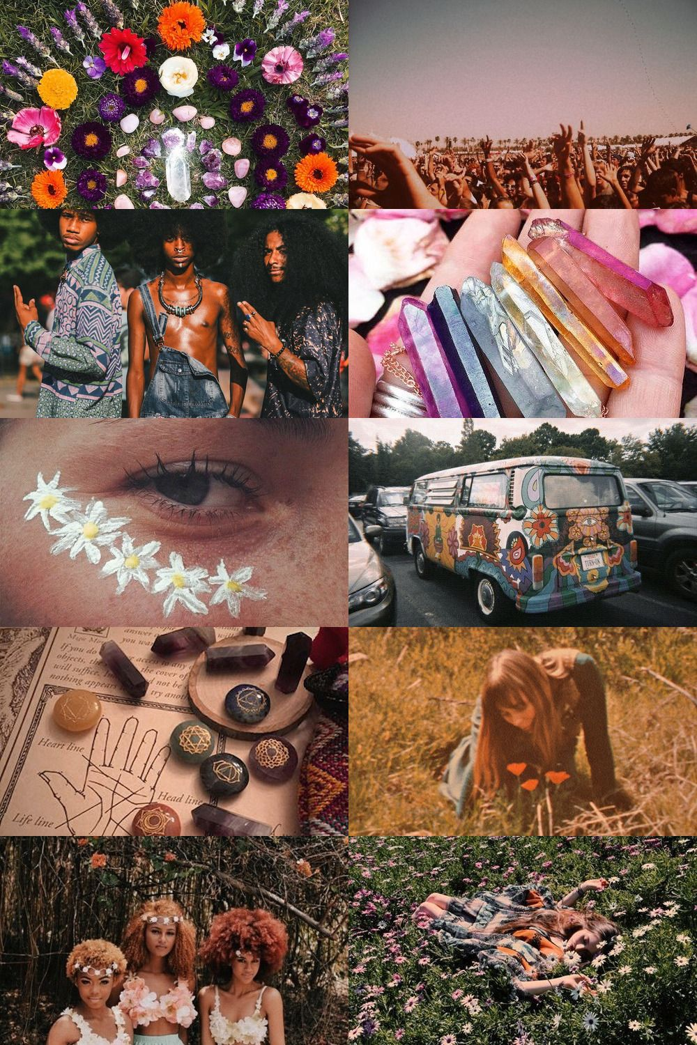 70s witch aesthetic (more here) Alluring Aesthetic