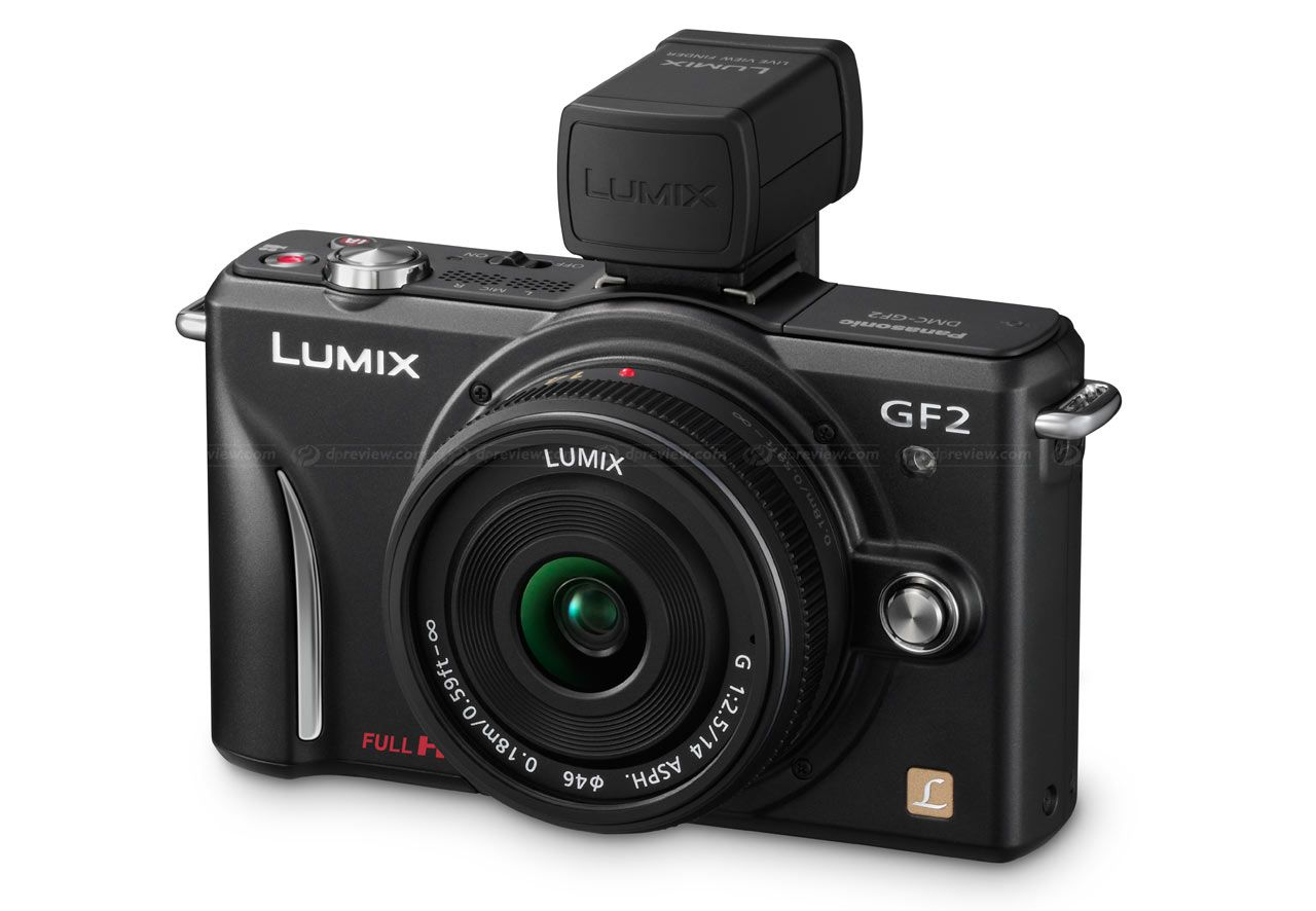 I M Really Interested In The New Panasonic Gf2 It Is Supposed To Be Smaller And Better Than The Gf1 Digital Camera Best Digital Camera Latest Digital Camera