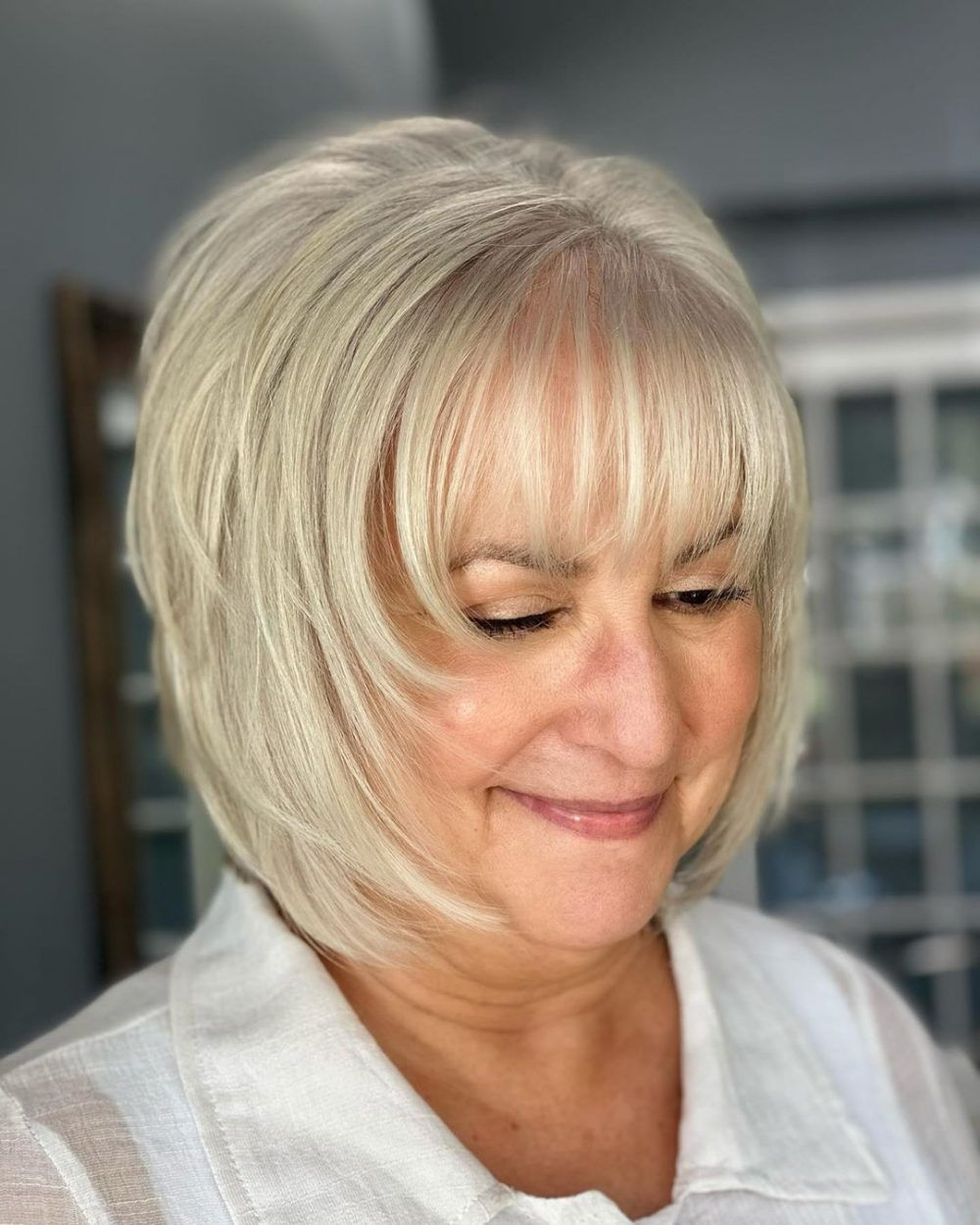 18 Modern Haircuts for Women Over 70 to Look Young