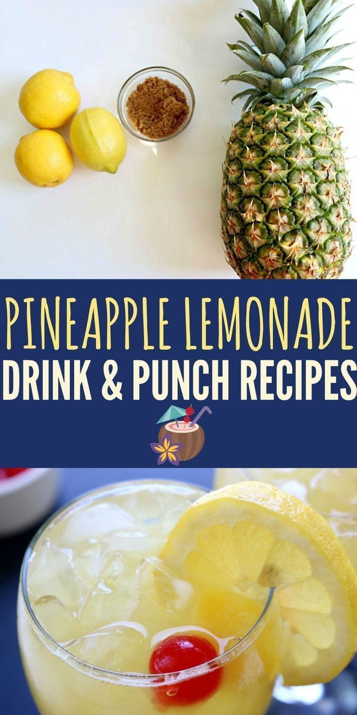 Pineapple Lemonade and Pineapple Lemonade Punch Recipes - easy to make with simple ingredients. Perfect for #picnic #cookout #bbq #summer #summertime #pineapple #lemon #lemonade #recipe #pineapplelemonade Pineapple Lemonade and Pineapple Lemonade Punch Recipes - easy to make with simple ingredients. Perfect for #picnic #cookout #bbq #summer #summertime #pineapple #lemon #lemonade #recipe #easylemonaderecipe