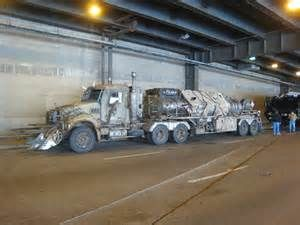 Armored Rusty Mack Titan 10 Wheeler Fuel Tank Truck Bing Images Transformers Megatron Big Trucks