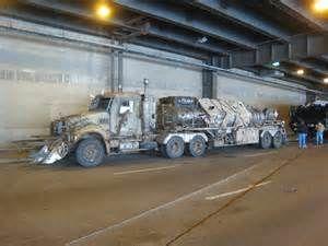 Armored Rusty Mack Titan 10 Wheeler Fuel Tank Truck Bing Images Transformers Megatron Big Trucks
