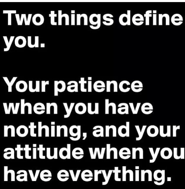 What Defines A Person My Quotes Quotes Two Things Define You