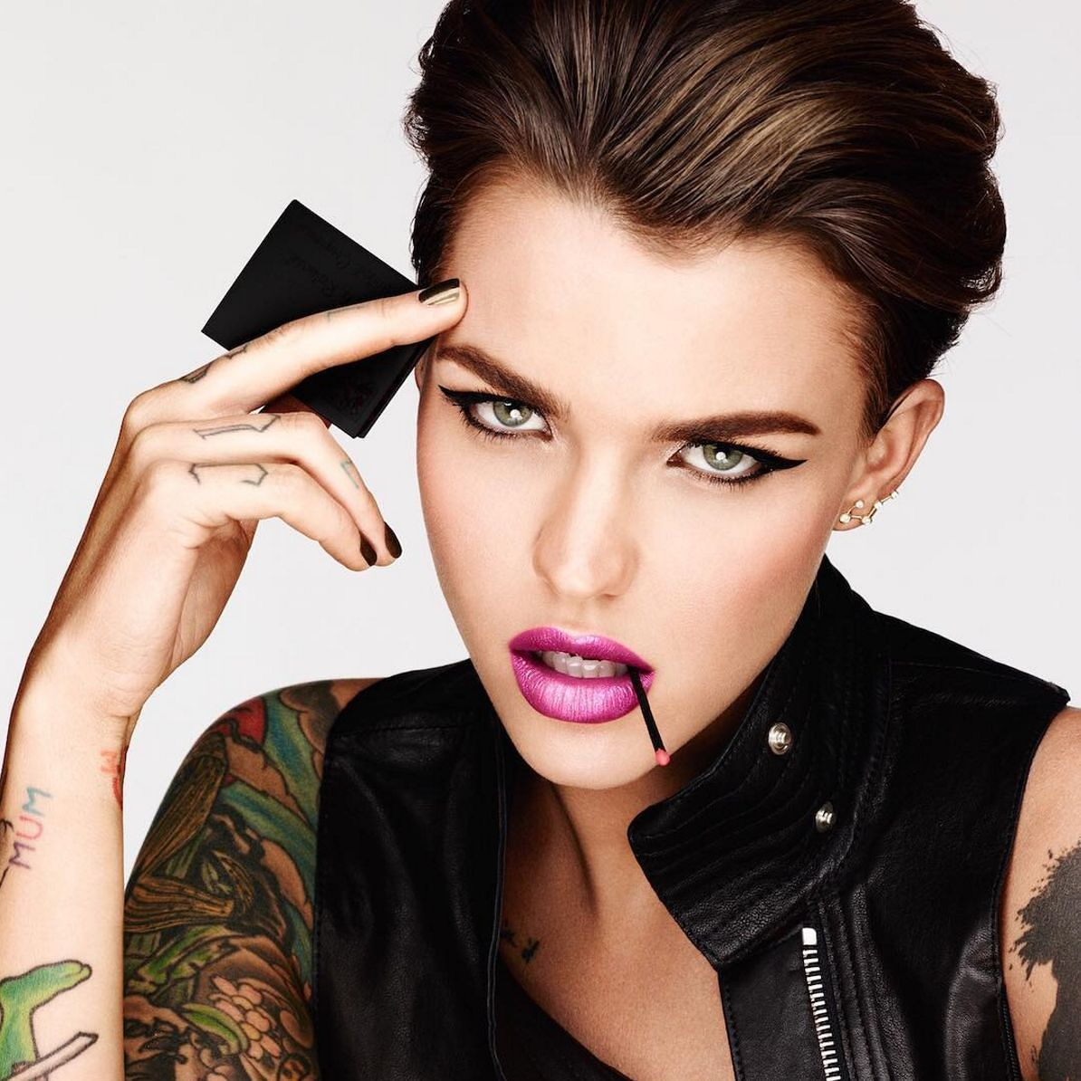 rubyrose is killingit as the new face of