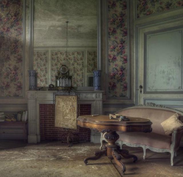 Abandoned Belgium, Abandoned