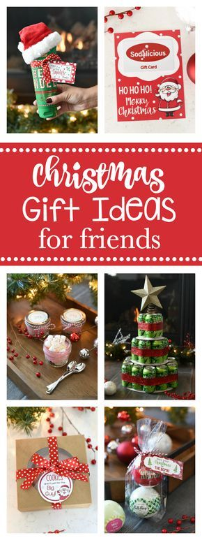 Good Gifts for Friends at Christmas gifts Pinterest Christmas