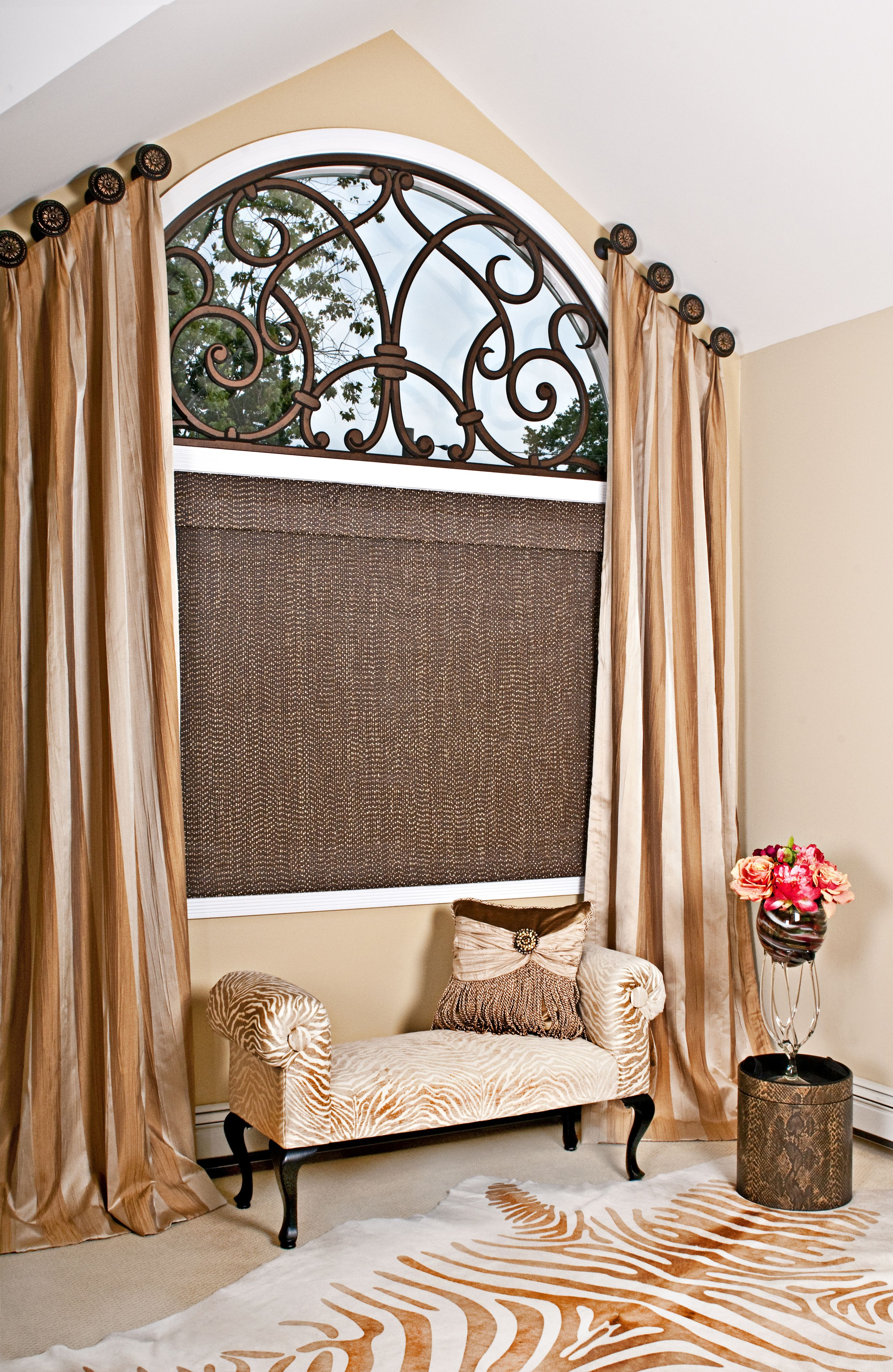 rod by z search curtain window graber crystal interiordecorating results arch curtains clear