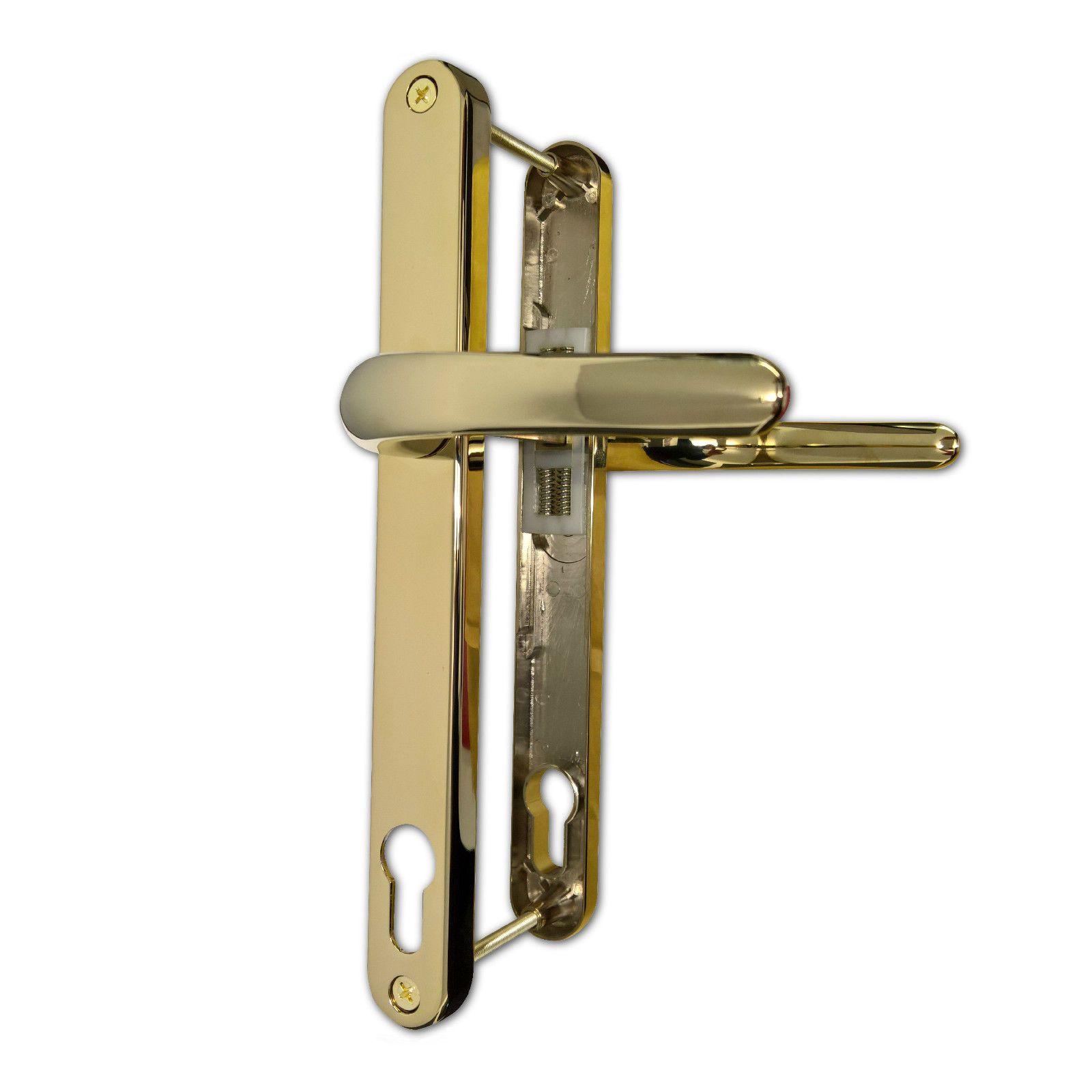 Millenco Door Handle Upvc Double Glazing 117pz Sprung Pair 235mm Set Pvc Ebay Door Handles Handle Upvc