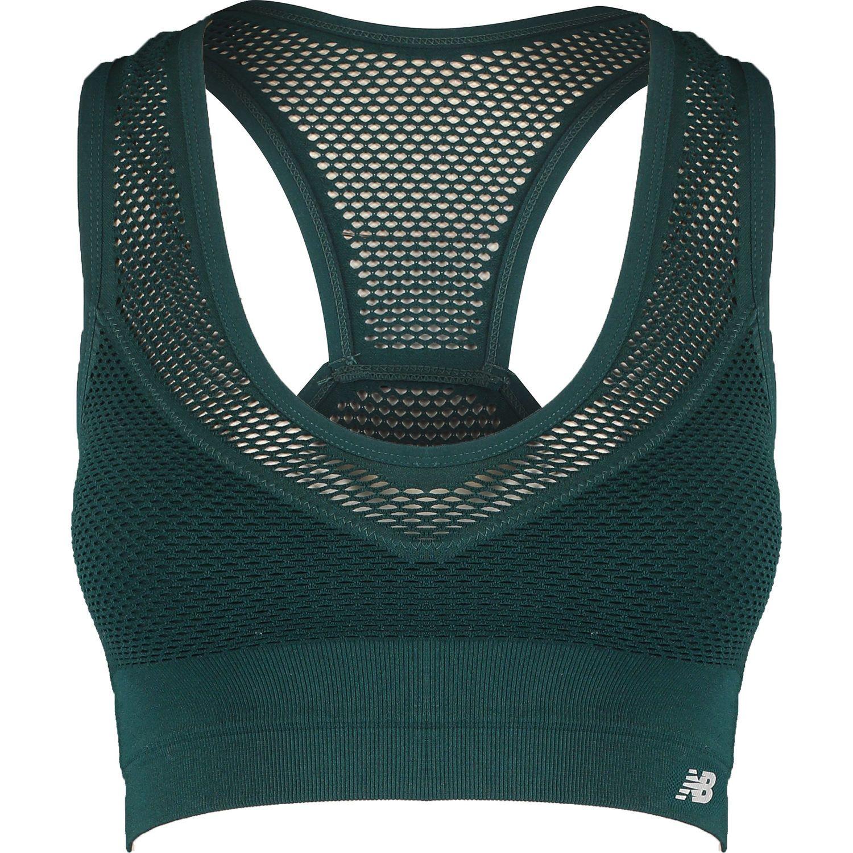 abc596bf76742 Deep Jade Mesh Sports Bra - Sportswear - Activewear - Women - TK Maxx