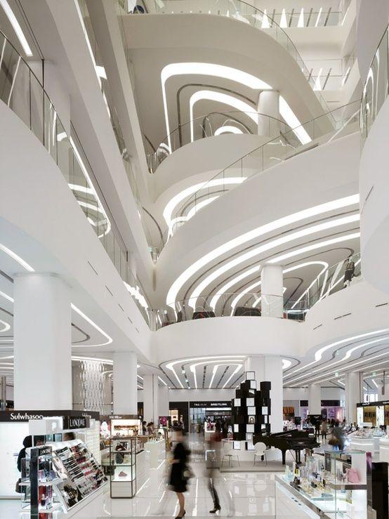 Architecture Now! EAT SHOP DRINK Commercial, Urbanisme et Plafond