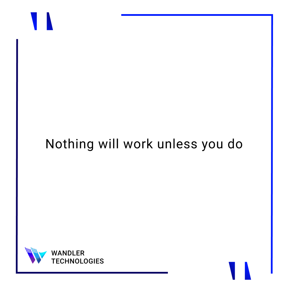 Motivational Quote In 2020 Web Design Company Website Design Company Motivational Quotes