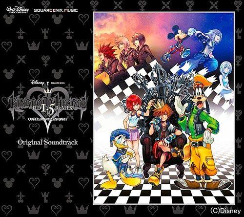 Kingdom Hearts 1 5 HD Remix OSV - LOSSLESS FLACs (MEGA