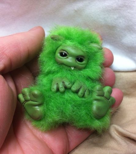 OOAK Baby Monster Alliebeandolls 1 Day | eBay