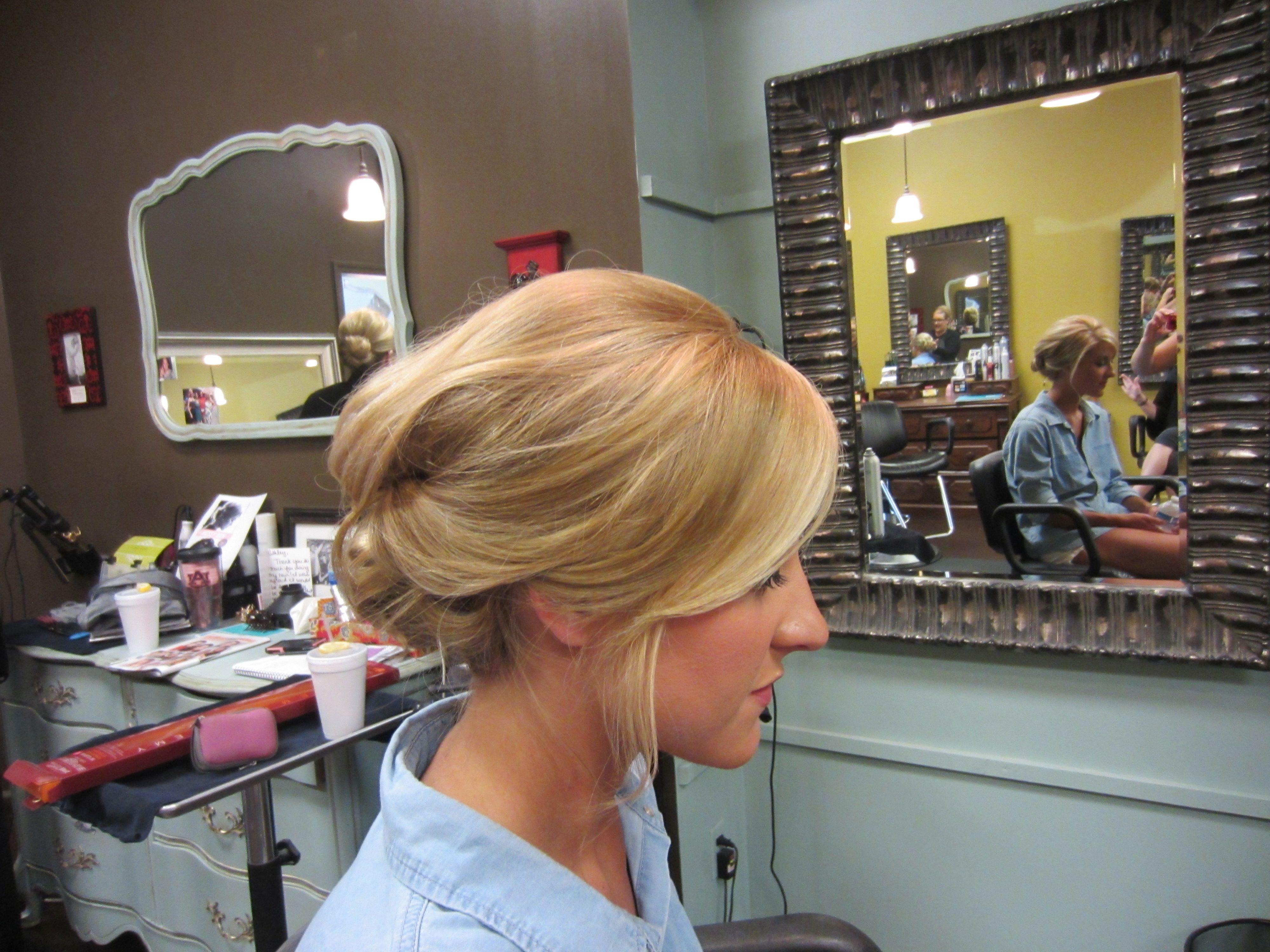 Bridesmaid Styleylist Ashley White So Vain Salon Huntsville