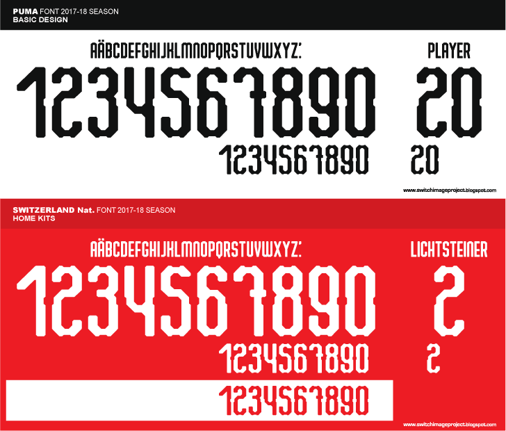 Unique Puma 2018 World Cup Font Revealed Footy Headlines World Cup World Cup Teams Cup