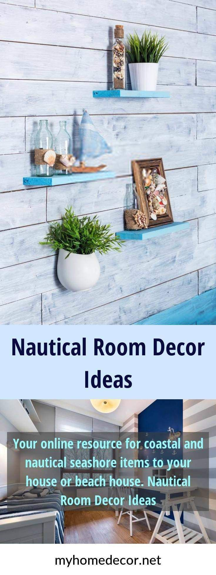 Your online resource for coastal and nautical seashore items to your