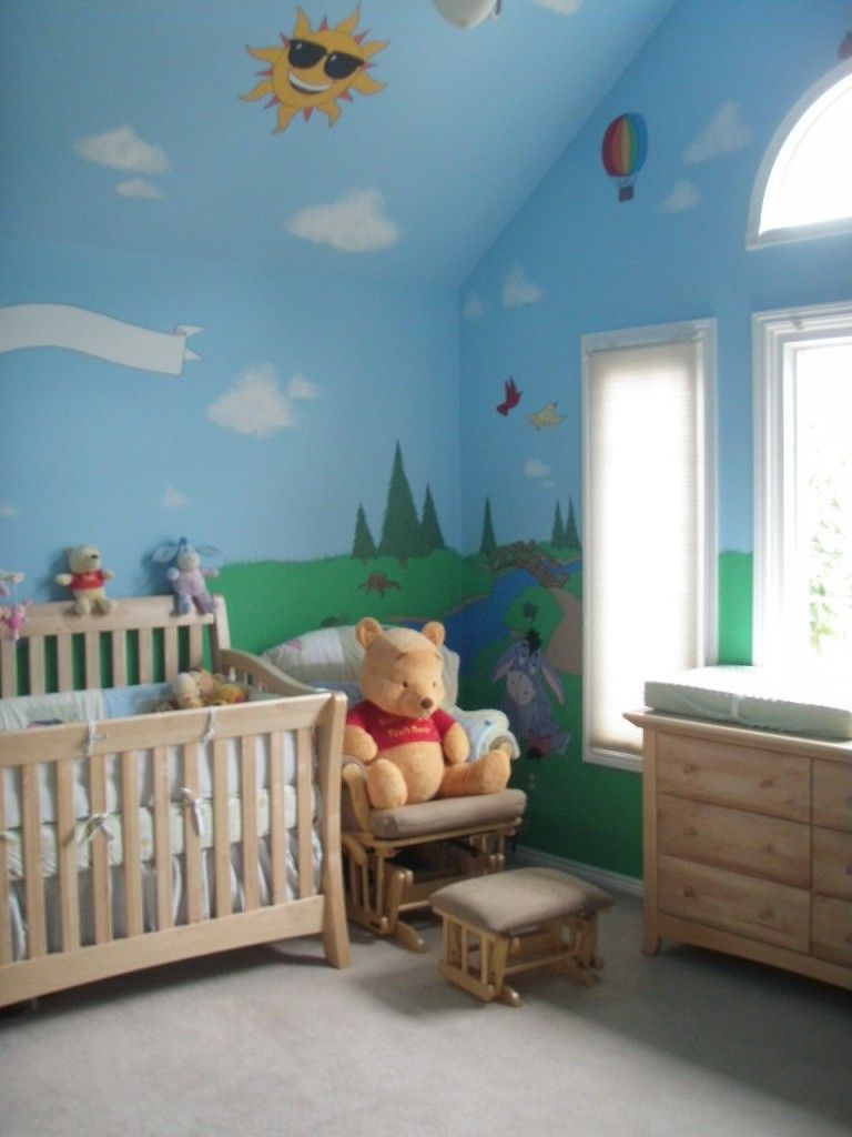 To See More Of This Gorgeous Baby S Room Click On The Link
