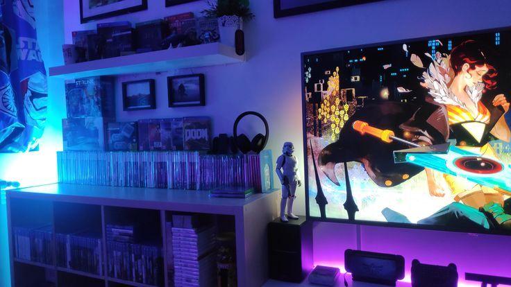 Rgb Lighting Ideas Bedroom - Rgb Lighting Ideas Bedroom