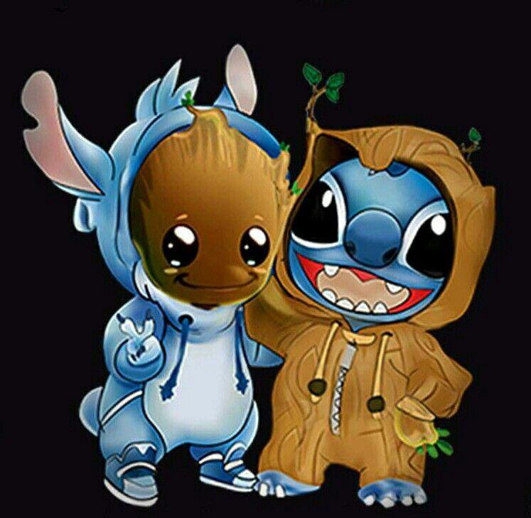 Pin By Naiomy Nieves On Stich Cute Cartoon Wallpapers Cute Disney Wallpaper Cute Disney Drawings