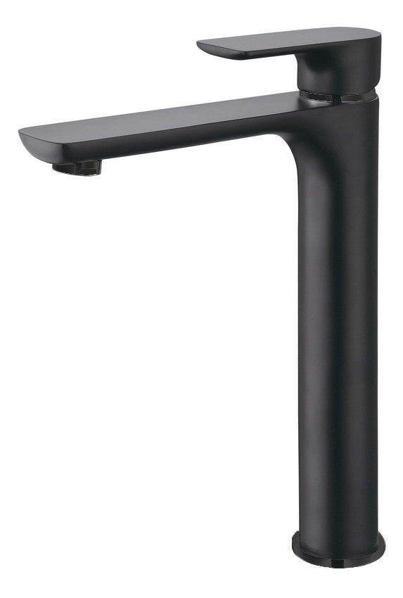 Robinet mitigeur pour salle de bain 110008 noir mat Le monde ...