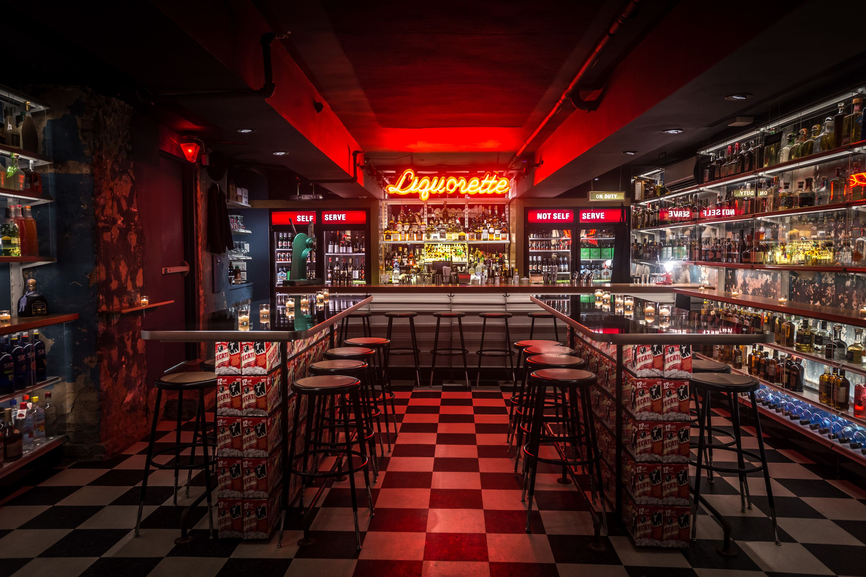 Genuine Liquorette Cool Bars Nyc Bars London Bars