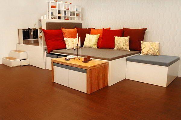 all in one furniture. All In One Furniture Set By Matroshka N