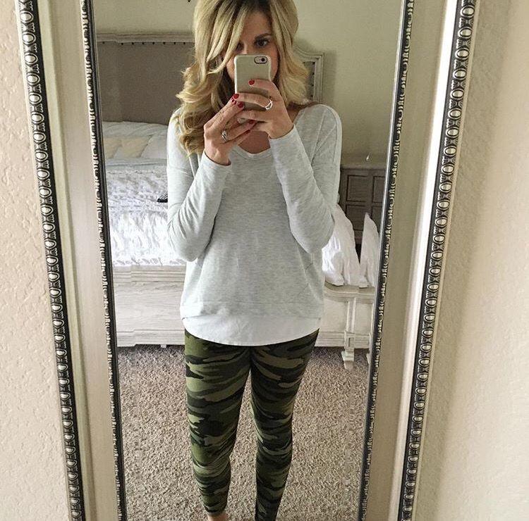 3b3d20157c3 Camo leggings outfit