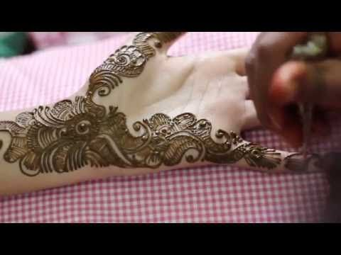 New Designs Mehndi Hands : New classic bridal mehndi henna designs for hands traditional
