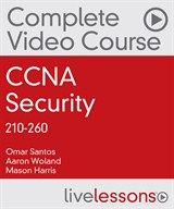 Coming mid-December: CCNA Security 210-260 Complete Video Course