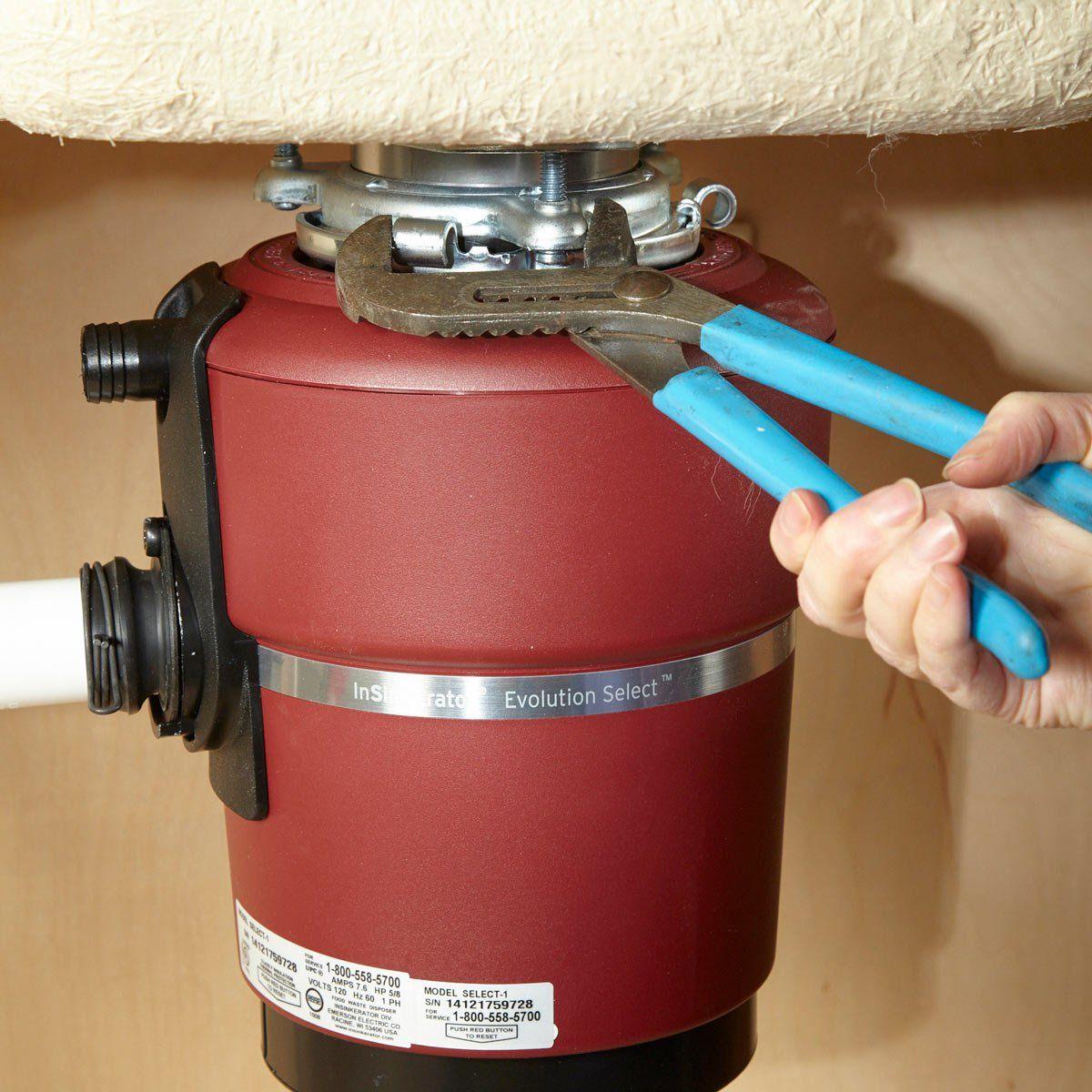How to Replace a Garbage Disposal Garbage disposal