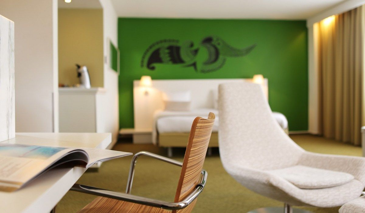 Stay away from the ordinary! Hotel BLOOM! ist ein modernes Hotel im ...