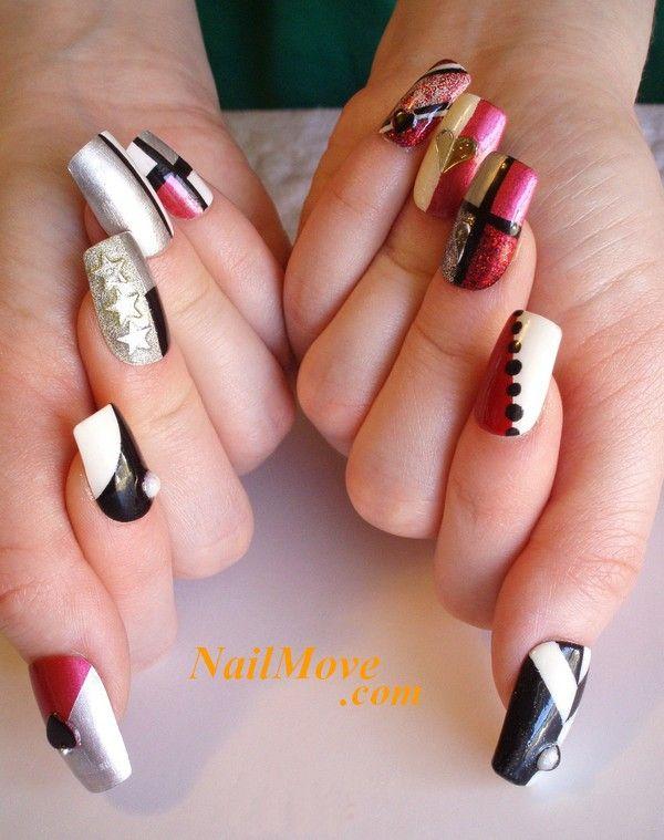 Printed Nail Art Designs Httpwpp2tdqe 1nn Ough A
