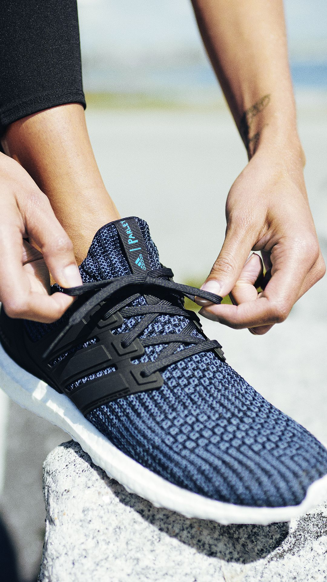 72aa26fe2 adidas x Parley For The Oceans  Eco-Friendly Runners That Make Ocean ...