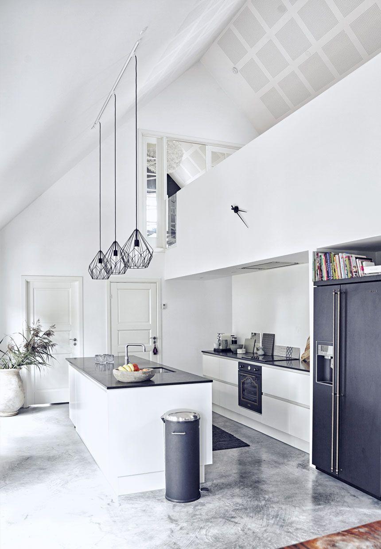 Kochbücher über dem Kühlschrank - wo sinnvoll? | Küche | Pinterest ...