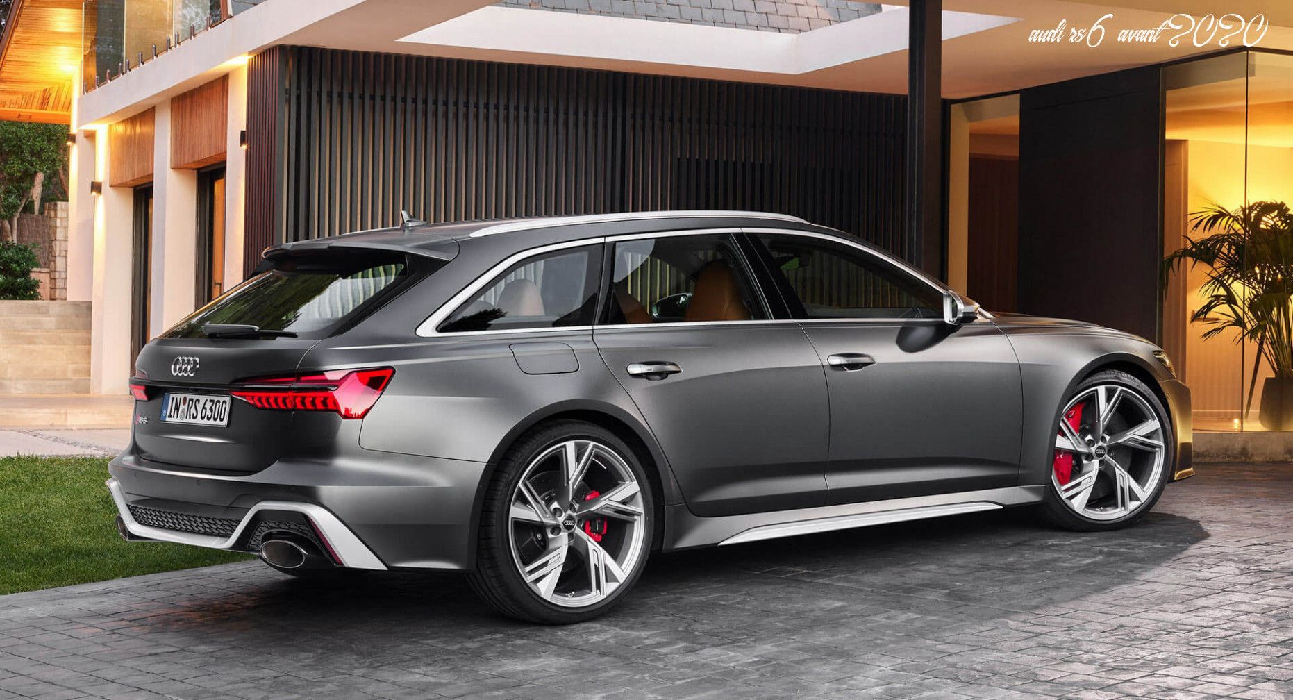 Audi Rs6 Avant 2020 Review And Release Date In 2020 Audi Rs6 Malibu Car Audi Rs6 Wagon